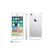 Iphone Se Prata Tela 4 4g 32 Gb Câmera 12 Mp Mp832br/a