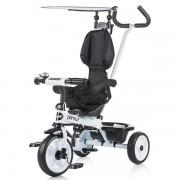 Tricicleta Primus White