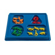 Excellerations Math Sorting Trays - Set of 4 (Item # MSTRAY)