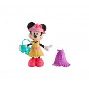 Disney Minnie Modas De Safari Fisher Price