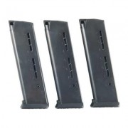 Wilson Combat 1911 8rd 45acp Elite Tactical Magazines 3 Packs - Govt .45 Acp 8-Rd, Black, Polymer Ba