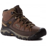 Туристически KEEN - Targhee III Mid Wp 1018570 Big Ben/Golden Brown