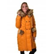 Mayo Chix női kabát ANDROMEDA m2018-2Andromeda/mustarsarga