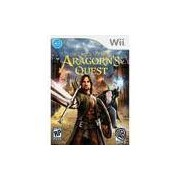 Game Lord of the Rings: Aragorn's Quest - Wii