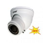 Аналогова камера CIGE DIS-916VF/E, куполна, 700 TVL, 2.8-12mm обектив, IR осветеност (до 35 метра), външна