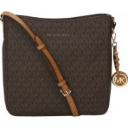 Michael Kors Messenger Bag(Brown, Imported)