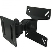 MOVABLE WALL MOUNT BRACKET KIT FOR 10-24 LED LCD PLASMA TV MONITOR TFT SCREEN