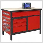 Pracovný stôl 120 x 85 x 60 cm P1200 RSS