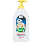 Radox Kids Feel Adventurous gel de dus si baie mar verde 400 ml
