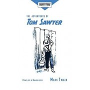 The Adventures of Tom Sawyer (Adventure Classics), Paperback/Mark Twain