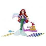 Jucarie Hasbro Disney Princess Ariel S Royal Ribbon Salon