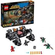 Lego (LEGO) Super Heroes Night Crawler / Tunnel / Attack 76086
