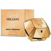 Lady million paco rabanne eau de parfum spray donna 50 ml