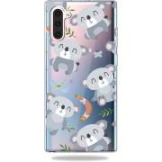 Mobigear TPU Cartoon Koala Samsung Galaxy Note 10