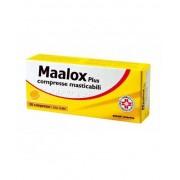 Sanofi Spa Maalox Plus 30 Compresse Masticabili