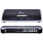 GRANDSTREAM UCM6104 IP PBX Hybrid IP PBX with 4x FXO, 2x FXS, 2x Ethernet