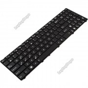 Tastatura Laptop Asus K52J cu rama iluminata