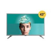 "Tesla TV 43T319SFS 43"" TV LED slim DLED DVB-T2/C/S2 Full HD Linux Smart WiFi grey+5 GODINA GARANCIJE"