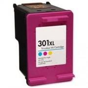 Neutral Druckerpatrone passend für HP CH564EE 301 XL Tintenpatrone color High-Capacity für Deskjet 2549
