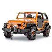 Revell Junior Off Road Vehicle Model Kit, Orange