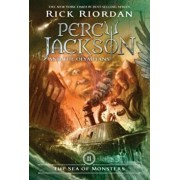 The Sea of Monsters, Hardcover/Rick Riordan