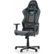 Scaun Gaming DXRacer Racing Counter Logic Gri-Albastru