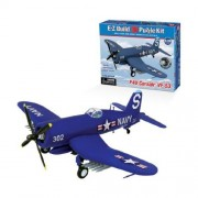 E-Z Build Puzzle - F4U Corsair VF-53