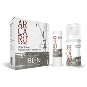 BIOON Scar Care Natural stick + Silicone gel