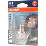 Bec auto Osram H1 12V 55W P14.5s Silverstar Blister