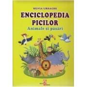 Enciclopedia picilor Animale si pasari - Silvia Ursache