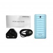 HOMTOM HT26 De 4,5 Pulgadas 1GB 4G Smartphone +8GB+5MP Cámara De 8MP 2300mAh Azul Teléfono Móvil