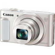 Canon PowerShot SX620 HS Camera- Silver 20MP, 25X, Wi-Fi, NFC, HD, 3