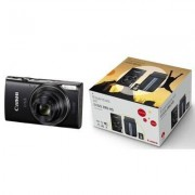 Canon Aparat CANON IXUS 285 HS Czarny Essential kit
