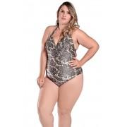 Maiô Plus Size Laura Rio