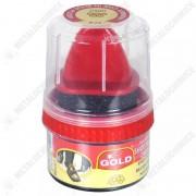 Crema de lustruit pantofi / incaltaminte piele, incolora, 60 ml