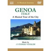 Video Delta ANTONIO VIVALDI - ITALIA:GENOVA, TOUR MUSICALE DELLA CITTÀ - DVD