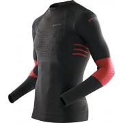 X-Bionic Ski Touring LS - maglietta tecnica a manica lunga - uomo - Grey/Red