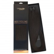 Poze Standard Löshår Clip & Go Miss Volume - 220g Midnight Brown 1B - 55cm