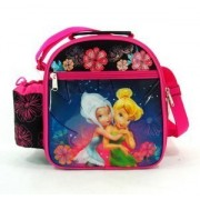 Lunch Bag - Fairies - Tinkerbell & Fairy Tote Bag Case by Disney