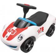 BIG loopauto, »BIG Bobby Car Baby-Porsche Premium, wit«