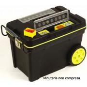 Stanley 1-92-904 Cassetta Attrezzi Valigia Porta Utensili Con Ruote 613 X 419 X 375 Mm - 1-92-904