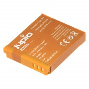 Jupio Orange-Series NB-6LH 1100mAh 3.7V Lithium-Ion Battery Pack baterija za Canon PowerShot SX510 HS, SX170 IS, SX280 HS CCA0204 CCA0204
