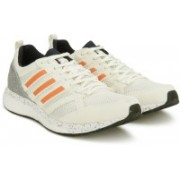 ADIDAS ADIZERO TEMPO 9 M Running Shoes For Men(Off White)