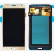 LCD Display Touch Screen Digitizer for Samsung Galaxy J7 SM-J700F (2015) gold