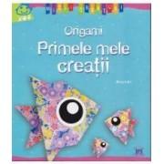 Origami - Primele mele creatii - Micii creatori