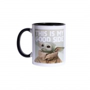 Star Wars Baby Yoda, Mugg - This is my Good Side