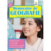 Memorator de Geografie, clasele VI-VII. Suport pentru invatarea lectiilor