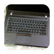 TOIT Funda de Silicona para Teclado de Lenovo ThinkPad X1 Carbon T431S T440S T440P T440 L330 T430U S430 E445, Negro