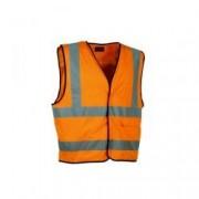 Orma Gilet Alta Visibilità Safe Driver Arancio - TG XL