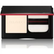 Shiseido Synchro Skin Invisible Silk Pressed Powder pó matificante tom Translucent Matte/Naturel Mat 7 g